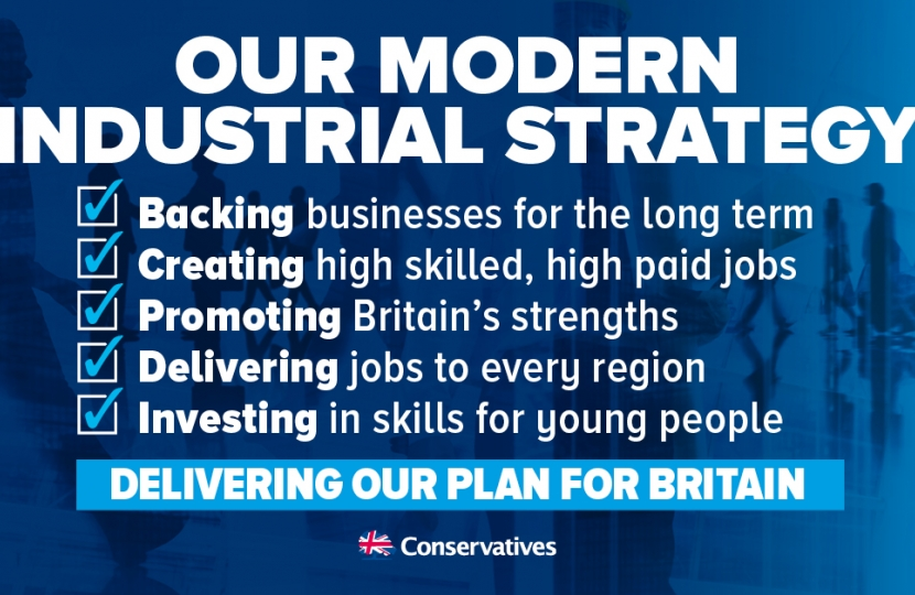 Conservative industrial strategy