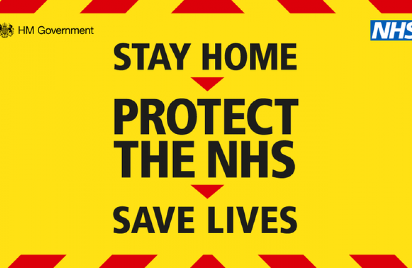 Stay home, protect the NHS, save lives - Canterbury
