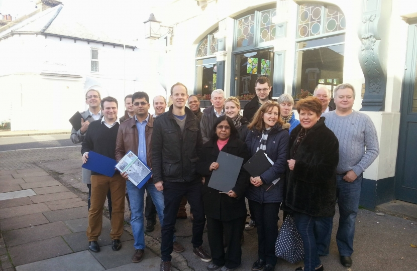 Campaigning to protect the Selkirk Pub