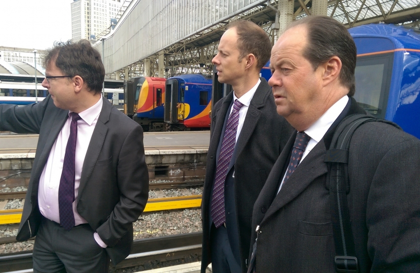 Upgrades to all aspects of the station as part of £800m investment
