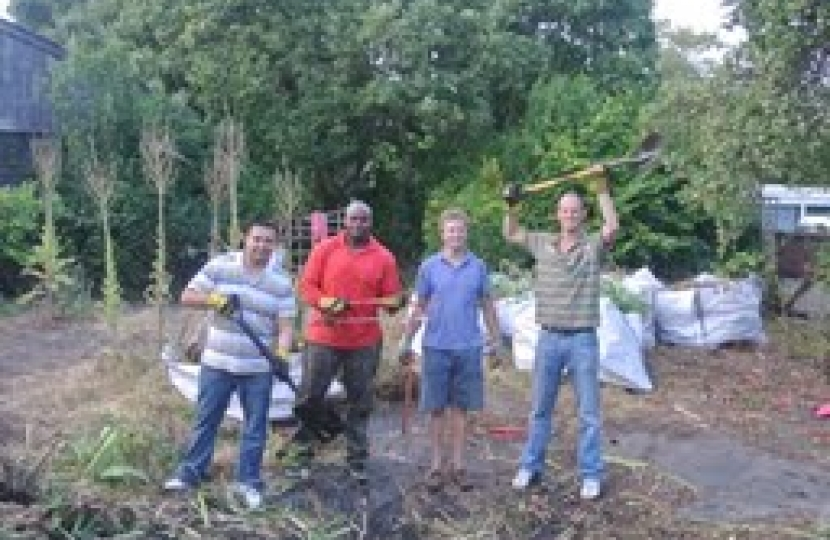 Renovating the Wandsworth Common Nature Centre